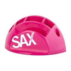 Lonček za pisala Sax, roza