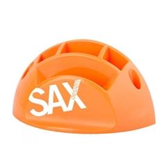 Lonček za pisala Sax, oranžen
