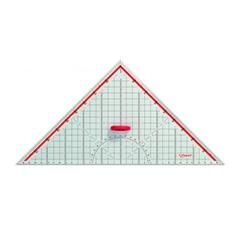 Geotrikotnik Maped Pratica z držalom, 35 cm