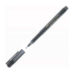 Flomaster Faber-Castell Broadpen, 0.8 mm, siv
