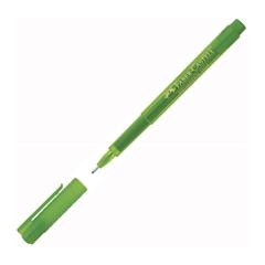 Flomaster Faber-Castell Broadpen, 0.8 mm, svetlo zelen