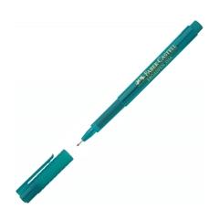 Flomaster Faber-Castell Broadpen, 0.8 mm, turkizen