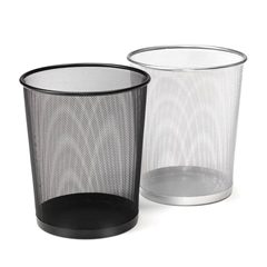 Koš za smeti, črn, 20 L