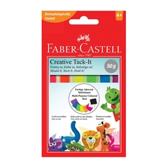 Lepilne blazinice Faber-Castell, barvne