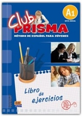 CLUB PRISMA A1, delovni zvezek za španščino kot izbirni predmet v 7. in 8. razredu osnovne šole, MKT