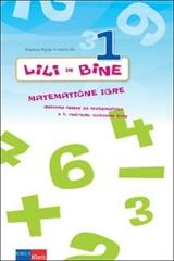 LILI IN BINE 1, MATEMATIČNE IGRE, učni pripomoček za matematiko v 1. razredu osnovne šole