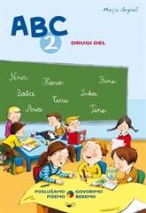 ABC 2, 2. del, samostojni delovni zvezek za slovenščino-jezik v 2. razredu osnovne šole