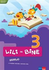 LILI IN BINE 3, berilo za slovenščino-književnost v 3. razredu osnovne šole