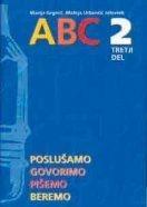 ABC 2, 3. del, vaje za poslušanje za slovenščino-jezik v 2. razredu osnovne šole