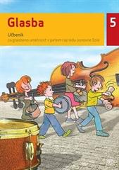 GLASBA 5, učbenik za glasbeno umetnost v 5. razredu osnovne šole
