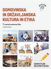 DOMOVINSKA IN DRŽAVLJANSKA KULTURA IN ETIKA 7, samostojni delovni zvezek za DDKE v 7. razredu osnovne šole