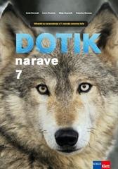 DOTIK NARAVE 7, prenova 2018, učbenik za naravoslovje v 7. razredu osnovne šole