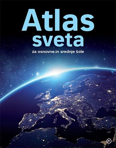 Atlas sveta za osnovno in srednje šole
