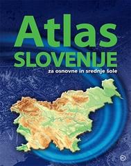 Atlas Slovenije za osnovne in srednje šole