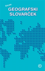 Geografski slovarček