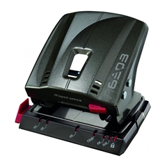 Luknjač Maped Advanced A6303, črn