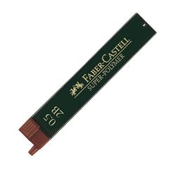 Mine za tehnični svinčnik Faber-Castell, 2B, 0.5 mm, 12 kosov