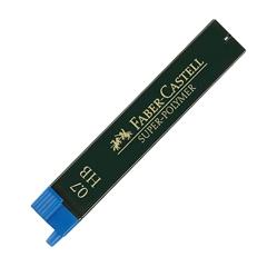 Mine za tehnični svinčnik Faber-Castell, HB, 0.7 mm, 12 kosov