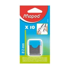 Mine za šestilo Maped, 2.0 mm, 10 kosov