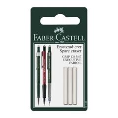 Rezervna radirka Faber-Castell Grip 1345/47, 3 kosi