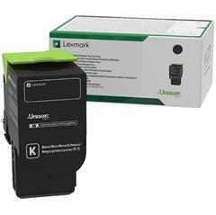Poškodovana embalaža: toner Lexmark C252UK0 (črna), original