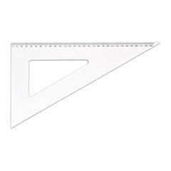 Trikotnik 60°, 30 cm