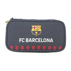 Ovalna peresnica FC Barcelona Compact, siva