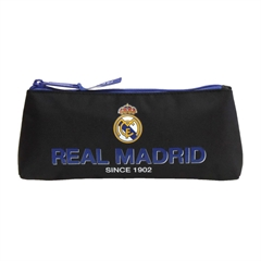 Ploščata peresnica Real Madrid Base, črna