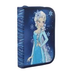 Enojna peresnica Frozen, dva preklopa, polna
