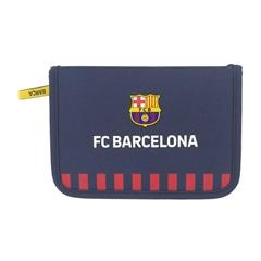 Enojna peresnica FC Barcelona, dva preklopa, prazna