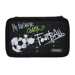 Dvojna peresnica Street Football, polna