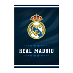 Beležnica Real Madrid, A6, 40 listov, črte