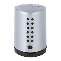 Šilček Faber-Castell Grip Mini, sivi, enojni