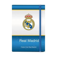 Beležnica Real Madrid, A6, 96 listov, črte