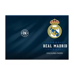 Kolaž papir Real Madrid A4, 20 listov