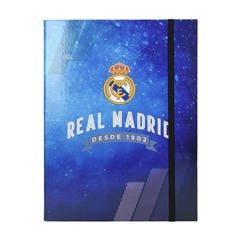 Mapa Real Madrid A4 Füzetbox, 4 cm