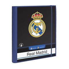 Projektna mapa Real Madrid A4, 100 listov, črte