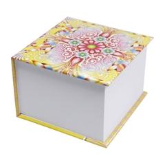 Papirna kocka Catalina Estrada, 90 x 90 mm, bela
