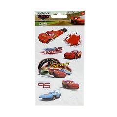 Nalepke Disney Hoomark Cars, sortirano
