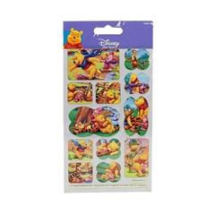 Nalepke Disney Hoomark Winnie the Pooh, sortirano