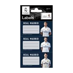 Nalepke za zvezke FC Real Madrid, 9 kosov