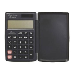 Žepni kalkulator Optima SH-297