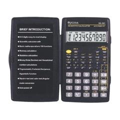 Tehnični kalkulator Optima SS-501