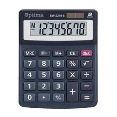 Namizni kalkulator Optima SW-2210-8A