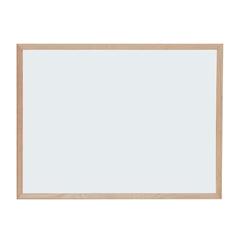 Magnetna tabla piši-briši Optima, 90 x 120 cm, lesen okvir