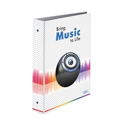 Registrator Street Music A4, 4R, samostoječ