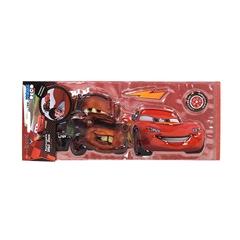 Nalepke Disney Cars, 3D