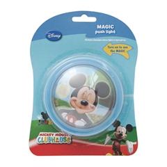 Svetilka na potisk Disney Mickey