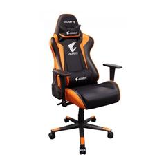 Gaming stol Gigabyte Aorus AGC300, črno-oranžen