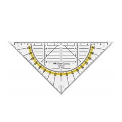 Geotrikotnik Faber-Castell, 14 cm